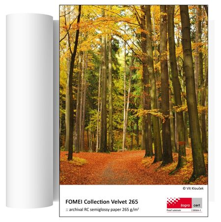 Fotopaber FOMEI Collection Velvet 265, 111,8cmX30,5m