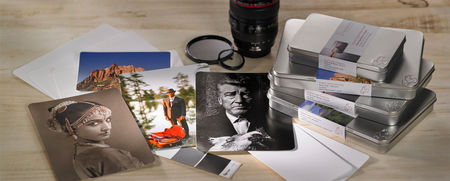 Fine Art paber Hahnemühle Photo Rag 308g/m² Photo Cards A5 (15x21cm) 30 lehte